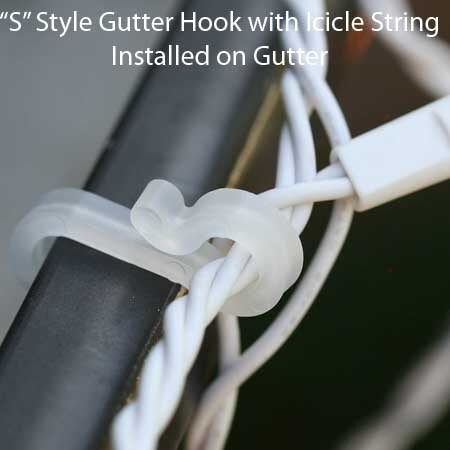 Gutter Hooks, Pack of 24