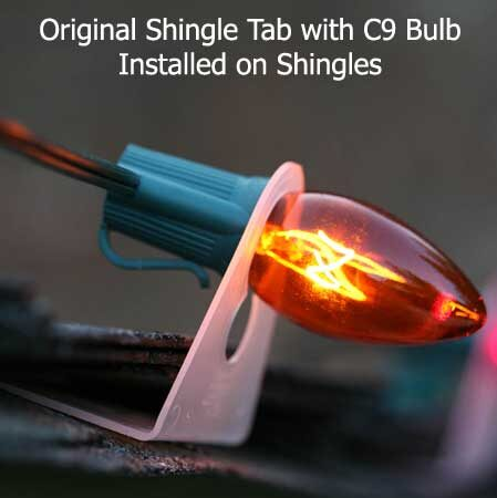 Original Shingle Tab, Pack of 100