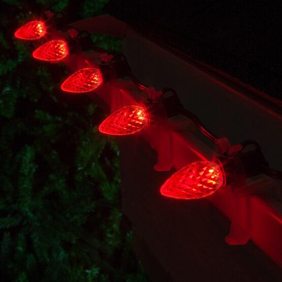C7 OptiCore LED Light Bulb, Red