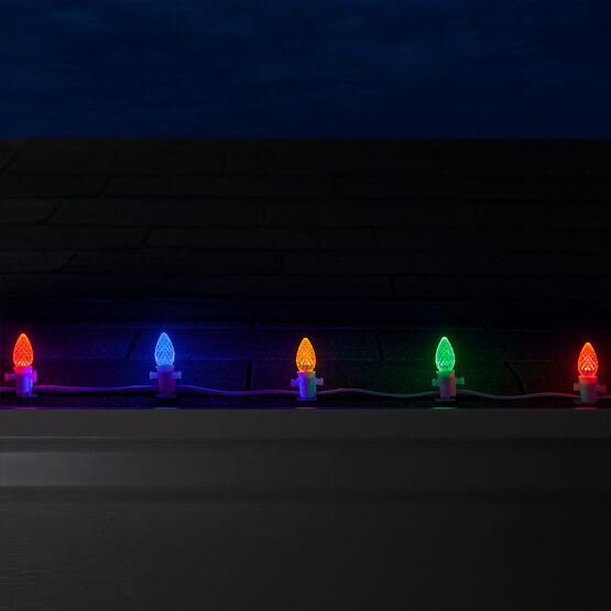 Opticore C7 Commercial LED String Lights, Multicolor