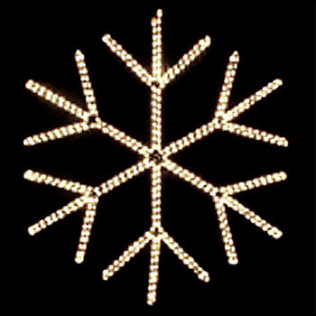 Six Spoke Snowflake