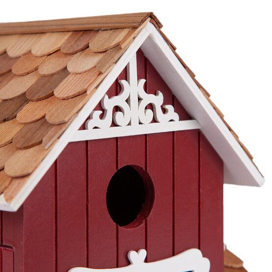Swedish Cottage Birdhouse