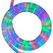"""18' Multi: Red, Blue, Green, Yellow LED Rope Light, 120 Volt, 1/2"""""""