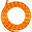 "18' Orange Rope Light, 120 Volt, 1/2"""