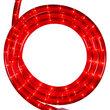"18' Red Rope Light, 120 Volt, 1/2"""
