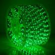 """150' Green LED Rope Light, 120 Volt, 1/2"""""""