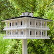 Clubhouse Bird House for Purple Martins