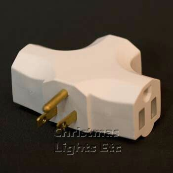 Polarized Splitter Adapter, Beige
