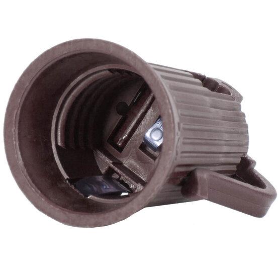 SPT1 C9 Socket, Brown