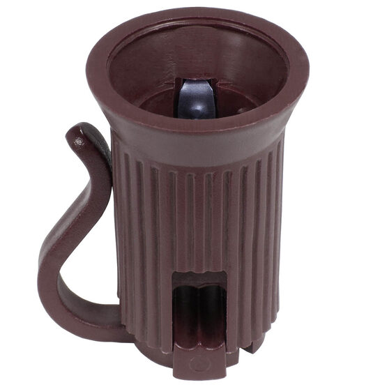 SPT1 C7 Socket, Brown