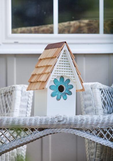 Garden Glory Bird House