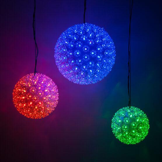 Light Sphere, RGB Multi-Function LED