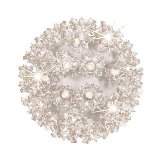 "6"" Light Sphere, 70 Twinkle Warm White LED Lights"