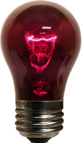 A15 Colored Party Bulbs, Purple