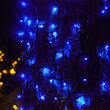 SoftTwinkle Wide Angle LED Mini Lights, Blue, Green Wire