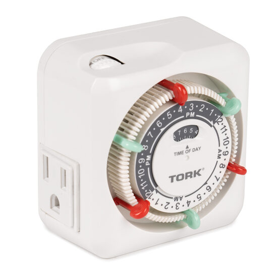 Heavy Duty Grounded Timer - Indoor