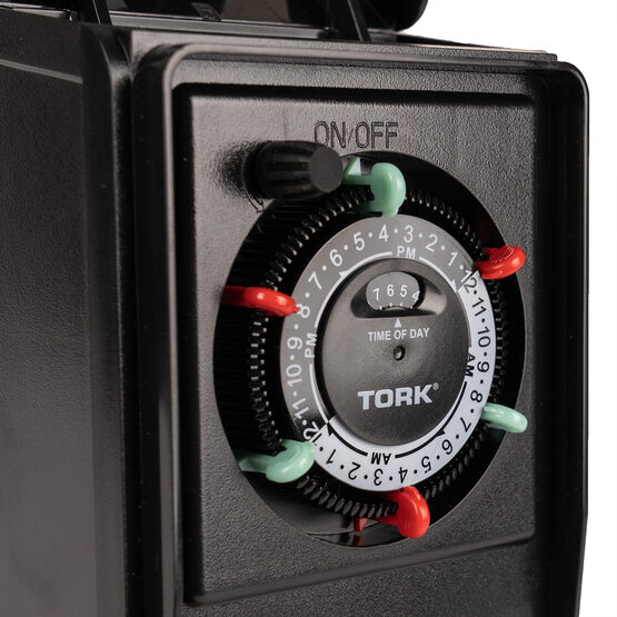 15 Amp Heavy Duty Grounded Timer - Outdoor