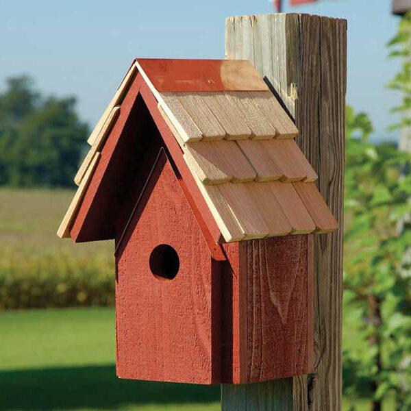 Birdhouse Designs Part - 20: Blue Bird Houses