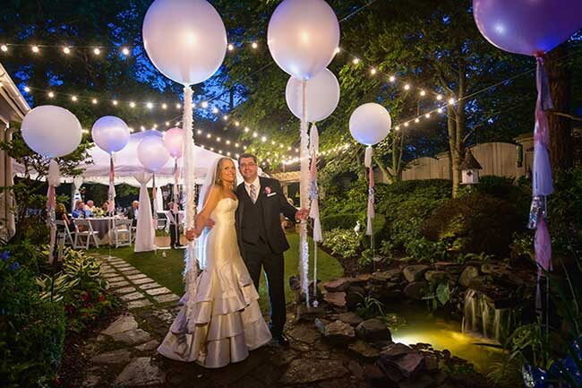 Wedding Lights Tent