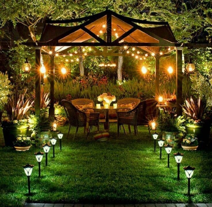 how to decorate your pergola with patio lights backyard party lighting