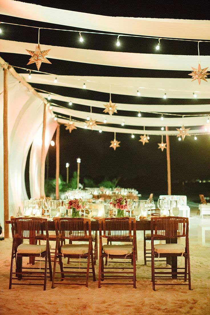 Perk Up Your Party with Pergola Lighting - Yard Envy