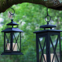 Amazing candle lanterns for outdoor decorating
