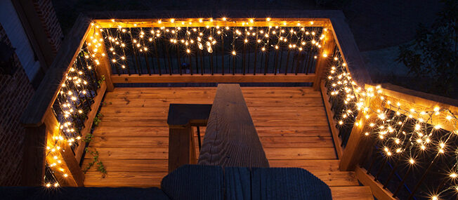 Deck lighting ideas with brilliant results yard envy deck lighting ideas with brilliant results workwithnaturefo