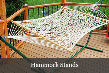 How to Hang a Hammock - advice from the pro's!