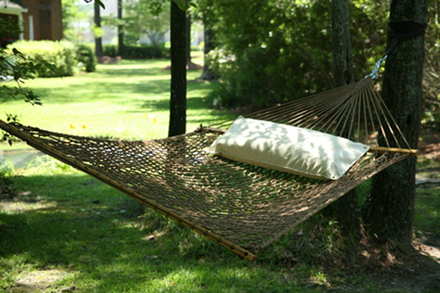 Medium image of rope hammock