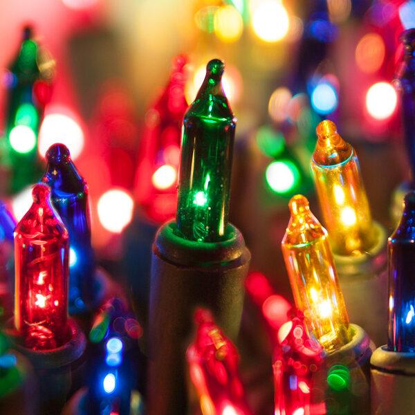 Incandescent Mini String Lights