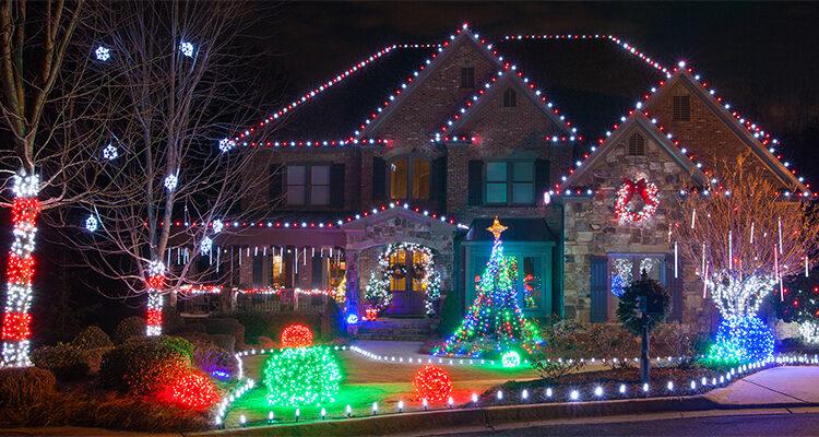 Outdoor Christmas Decorating Ideas , Yard Envy