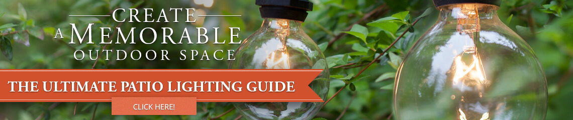 Yard Envy's Ultimate Patio Lighting Guide!