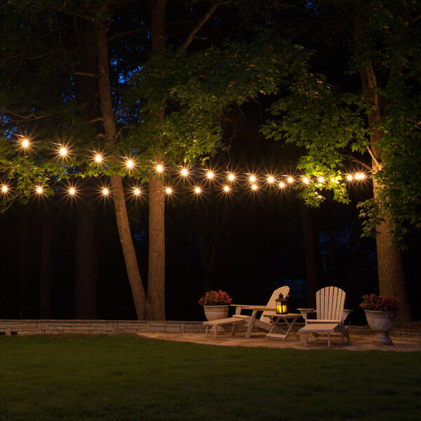 Awesome Patio String Lights