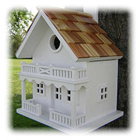 Decorative Chalet Style Bird House