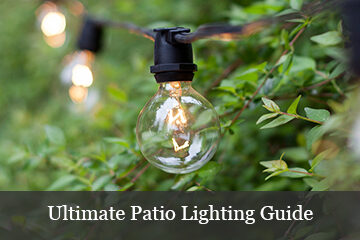 Ultimate Patio Lighting Guide