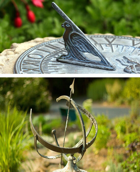 Information About Horizontal and Armillary Sundials