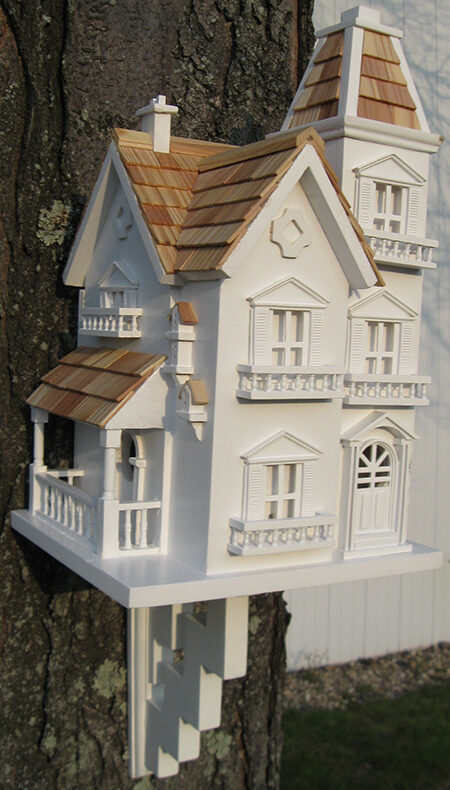 Victorian Manor House for Birds