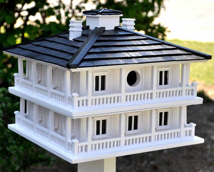 Decorative Clubhouse Style Home for Birds