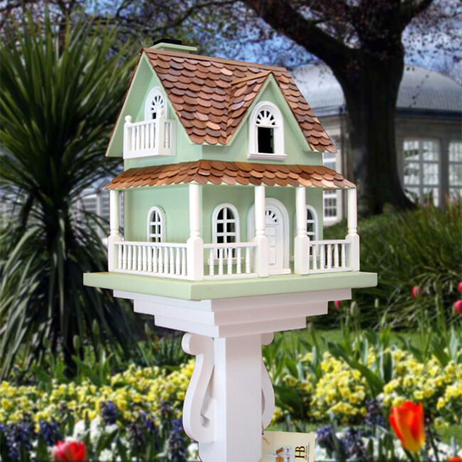 Straight Out of The Shire! The Hobbit House Bird House.