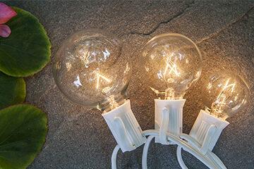 Globe Light Size Comparison
