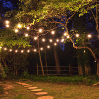 How to Hang Patio Lights and Pick the Perfect Outdoor Lighting to Match Your Space