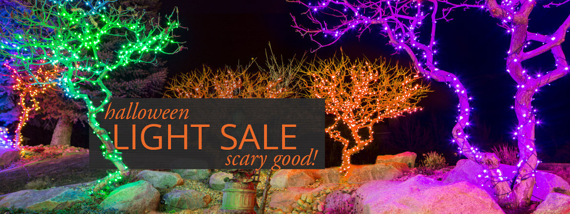 Halloween Lights Sale!