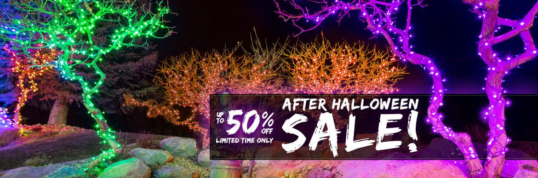 Halloween Lights Sale!