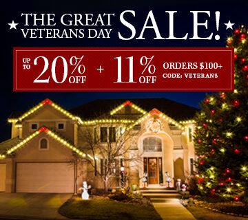 Huge Christmas Lights Sale!
