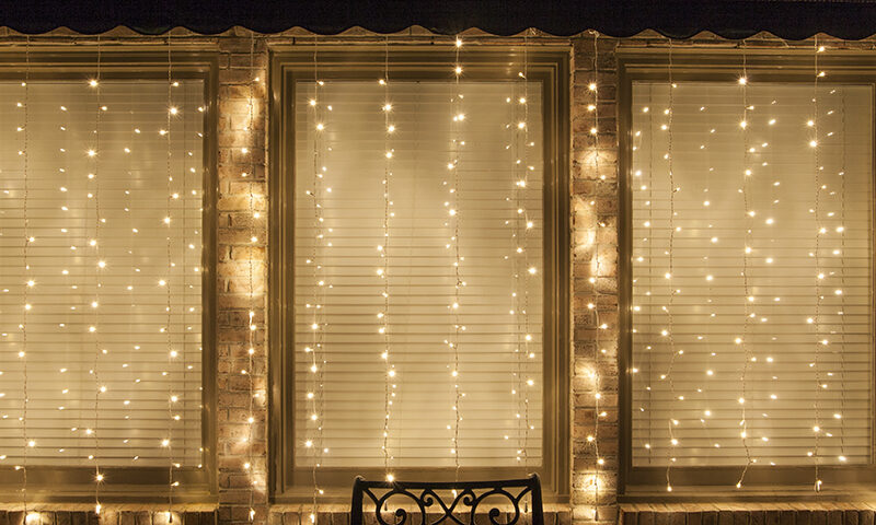 Spoiler Alert! DIY Curtain Lights are Easier Than You Think! - Yard Envy