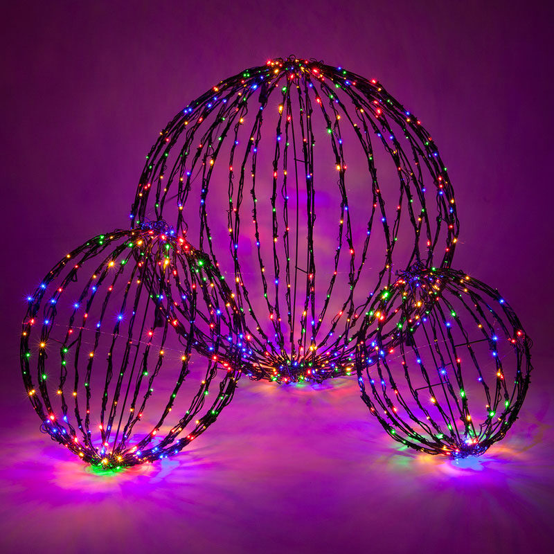 Halloween Light Balls