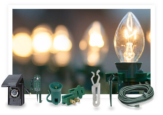 Wiring Accessories for Lights