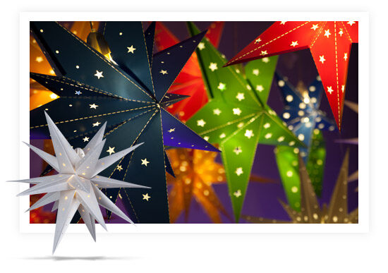 Outdoor Star Lights