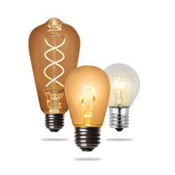 Edison Style S Bulbs