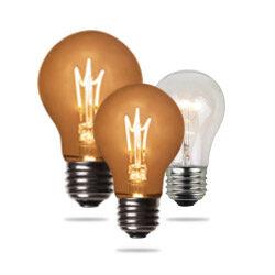 Edison Style A Bulbs